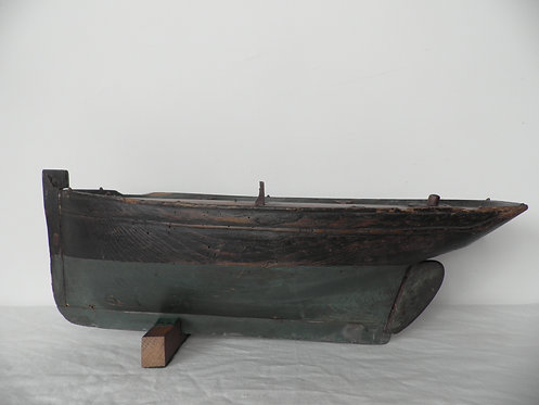 19 century pond yacht antiques restoration