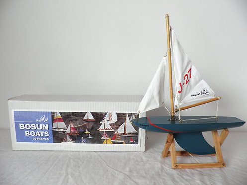 bosun boats pond yacht antiques