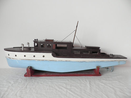 bassett lowke pond yacht antiques