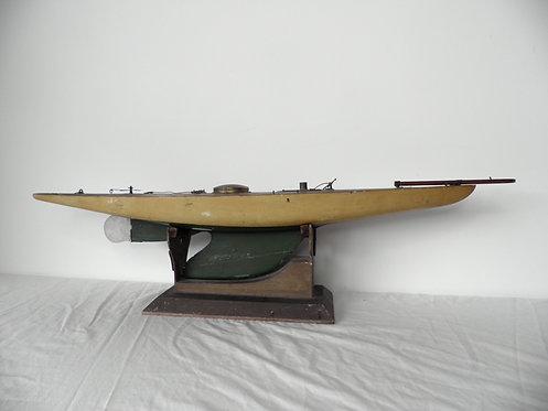 pond yacht restore restoration
