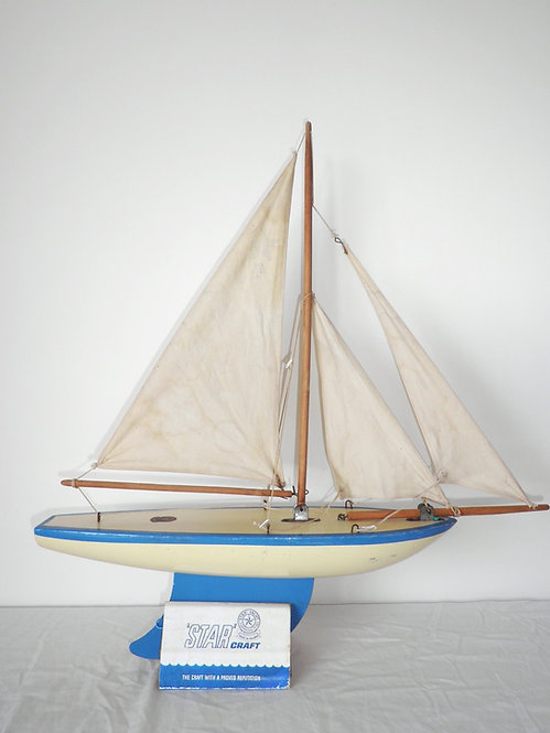 Star pond yacht antiques