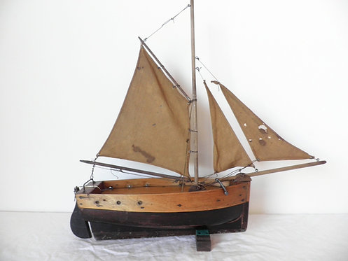 star triang pond yacht