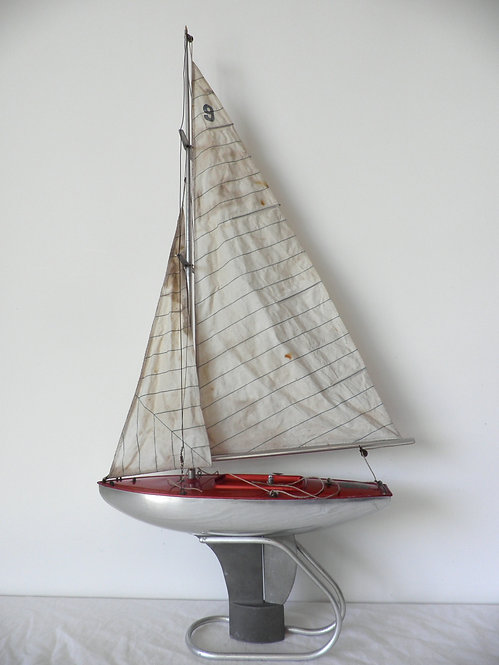 italian Valbaran pond yacht antiques