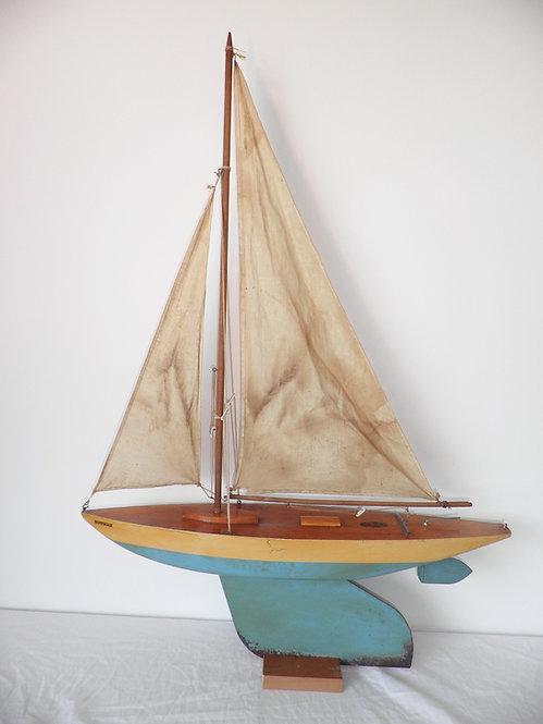 bowman pond yacht