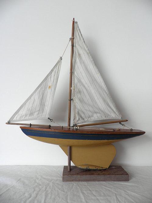 ailsa iona pond yacht antiques