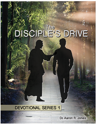 The Disciple's Drive  - Devotional Series 1