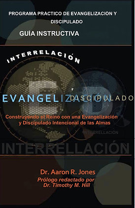 Spanish - Interfacing Evangelism and Discipleship Instructional Manual