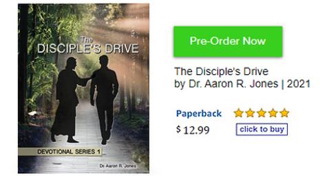The Disciples Drive Devotional Series 1