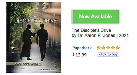 The Disciples Drive Devotional Series 1.