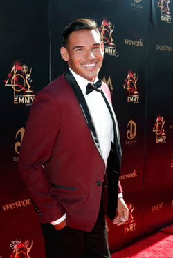 Cody Easterbrook at the daytime Emmys
