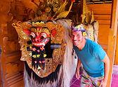 World Traveler Cody Easterbrook in Bali Indonesia