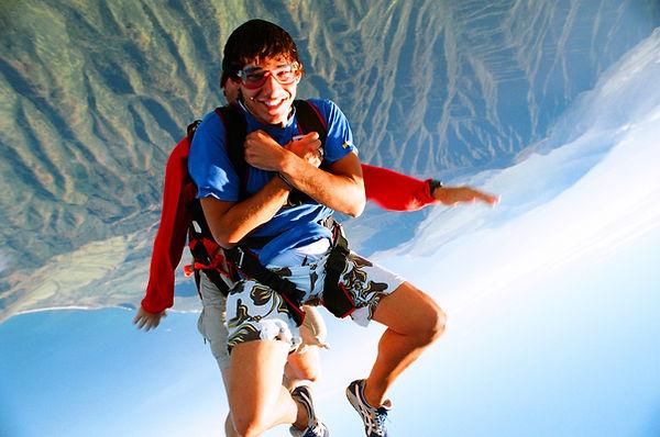 Adventurer and World Traveler Cody Easterbrook