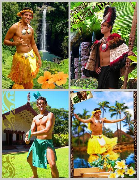 Cody Easterbrook polynesian cultural center
