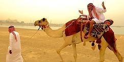 World Traveler Cody Easterbrook in Abu Dhabi, United Arab Emirates