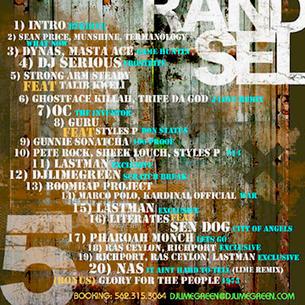 "DJ LimeGreen ""Random Selections Volume 5"" (Mixtape)"