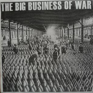 """Rec.Worm """"The Big Business Of War"""" Scratches: DJ LimeGreen"""