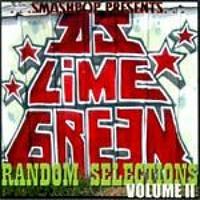 "DJ LimeGreen ""Random Selections 2"" (Mixtape)"