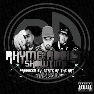 "Rhyme Addicts ""Showtime"" Album"