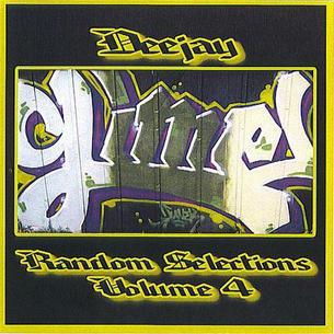 "DJ LimeGreen ""Random Selctions Volume 4"" (Mixtape)"