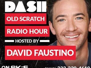 Bully Idol and Comedian Jay Davis live on Dash Radio with David Faustino, Tricia Cruz, Keitel and DJ
