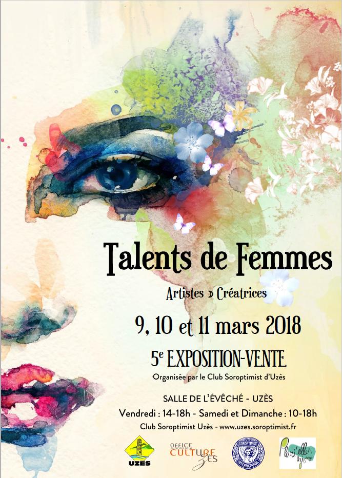 Talents de Femmes 2018