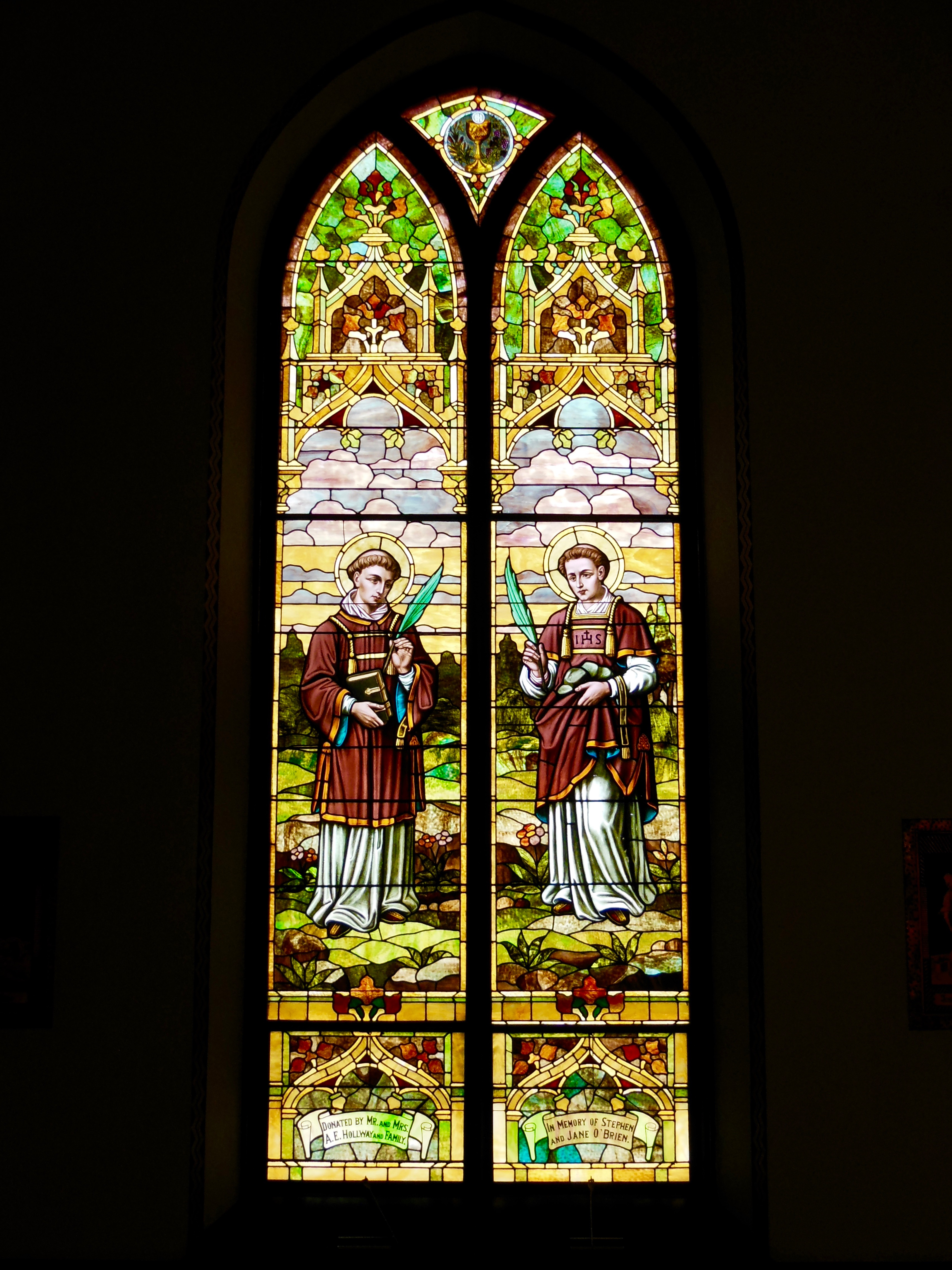 Stained Glass Window 9