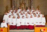 Choir, Basilica of Saint Adalbert, Grand Rapids, Michigan, USA