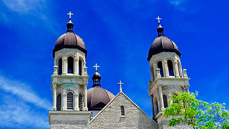 Basilica of Saint Adalbert, USA, VFG Creations LLC, Giles Arts LLC