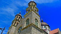 Basilica of Saint Adalbert, Grand Rapids, MI, VFG Creations LLC, Greg Giles