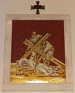 Basilica of Saint Adalbert, Stations of the Cross, VFG Creations LLC, Giles Arts LLC