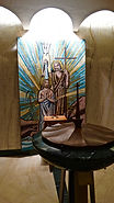 Basilica of Saint Adalbert, interior photos, VFG Creations LLC, Giles Arts LLC
