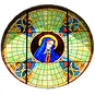 Basilica of St Adalbert, stained glass, VFG Creations LLC, Grand Rapids, Michigan