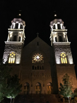 Midnight at the Basilica