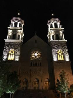 Midnight at the Basilica