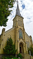 Saint James Church, Grand Rapids, Michigan, VFG Creations LLC, Giles Arts LLC