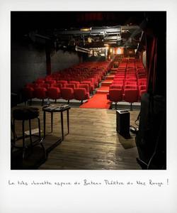 Bateau Théâtre Le Nez Rouge