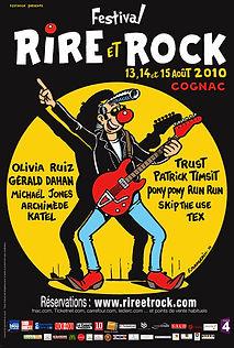 Rire et Rock Franck Margerin
