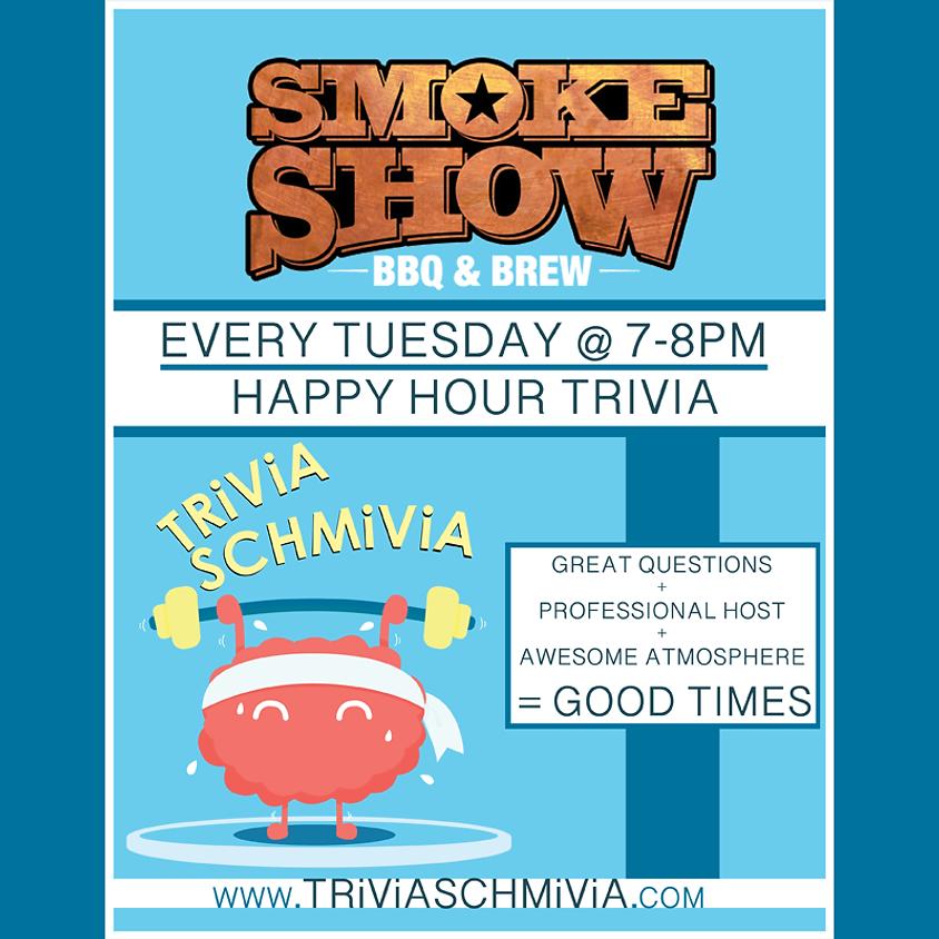 Happy Hour Trivia at Smoke Show BBQ & Brew
