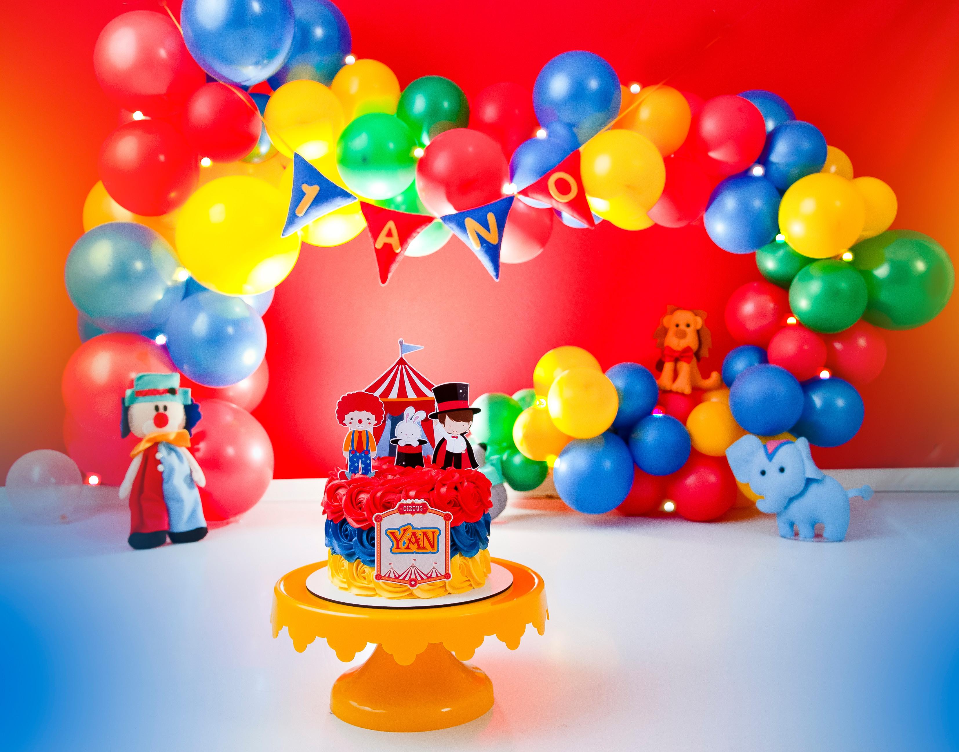 Smash The Cake - BOLAS