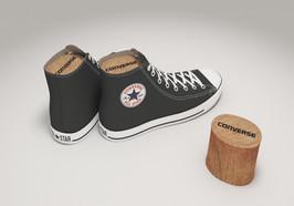 Converse Shoe Form