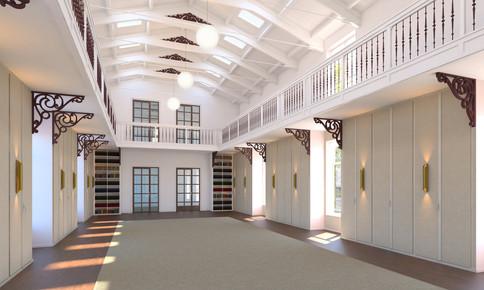 Bibliotheekgebouw Artis