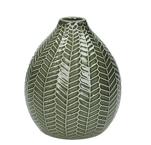 Κεραμικό διακοσμητικό βάζο (μικρό)