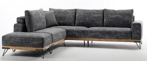 """Καναπές γωνία """"Clido"""""""