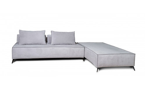 """Καναπές γωνία """"Evelin"""""""
