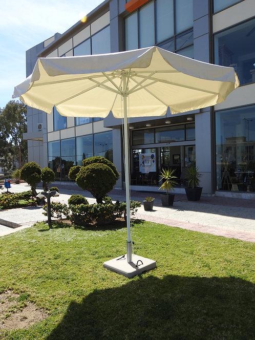 Ομπρέλα αλουμινίου Φ300