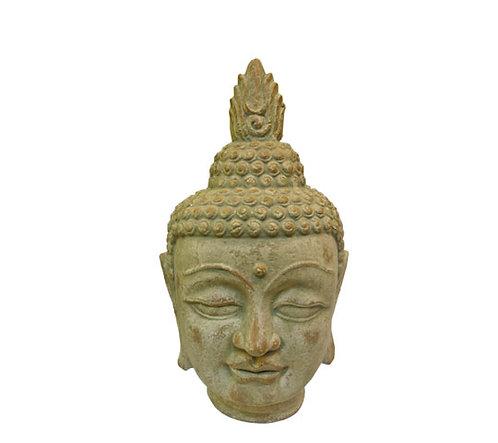 Πέτρινος διακοσμητικός βούδας