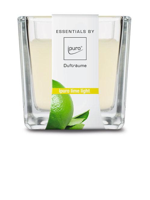 Ipuro αρωματικό κερί lime light