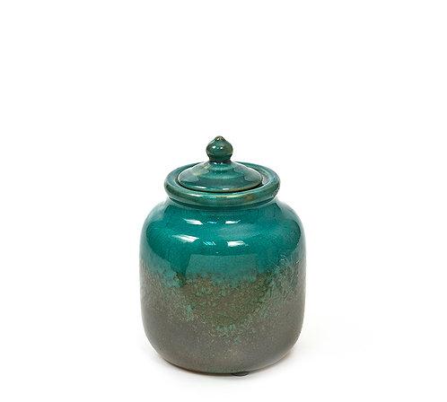 Κεραμικό διακοσμητικό δοχείο (μικρό)