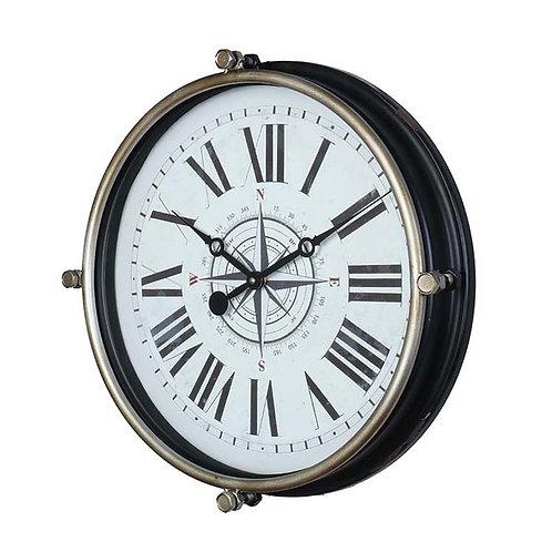 Μεταλλικό ρολόι (μικρό)