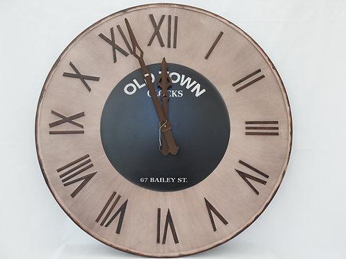 Επιτοίχιο ρολόι 'Old Town'